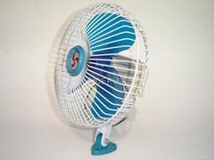 RV Car Fan / 6'' Oscillating Car Fan