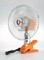"6"" clip-on car fan"