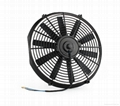 """14"""" AXIAL FANS- 10 straight blade A2"""