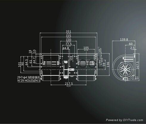 CENTRIFUGAL BLOWERS-CF.DW.001R4 2