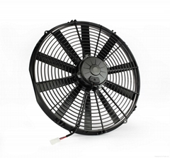 "16"" AXIAL FANS- 10 straight  blade C1-24X"
