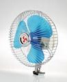 "6"" mini oscillating car fan 5"
