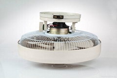 "12"" deluxe ceiling box fan"