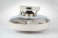 """12"""" deluxe ceiling box fan"""