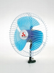 RV Car Fan / 8'' Oscillating Car Fan