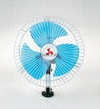 RV Car Fan / 8'' Oscillating Car Fan 2