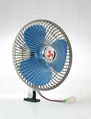 "8"" deluxe oscillating fan"