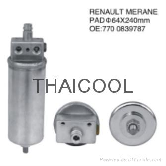 Renualt Merane Auto Receiver Drier 1