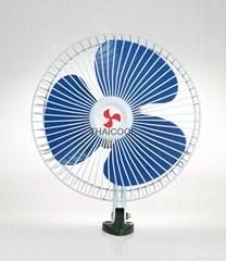 RV Car Fan / 8'' Oscillating Car Fan