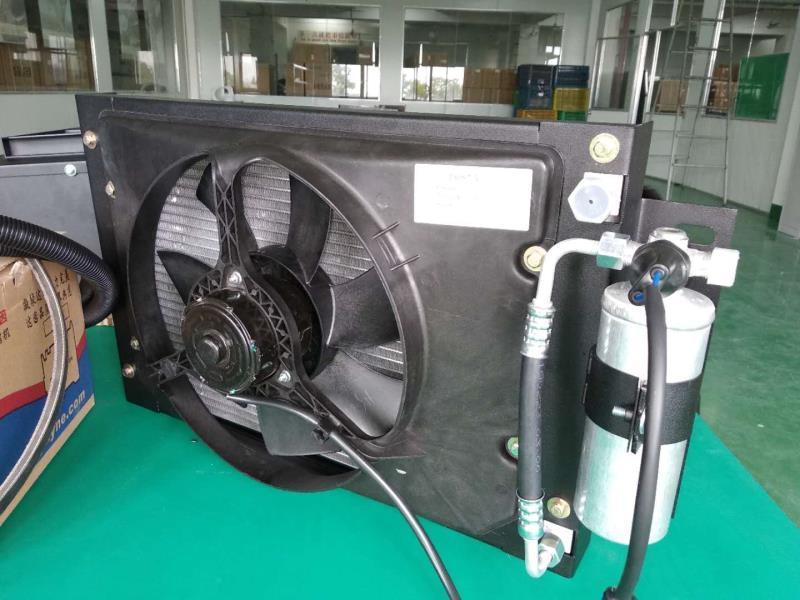 装载机空调 2