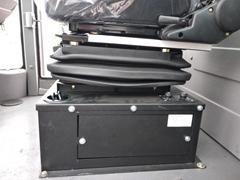 A/C for wheel loader