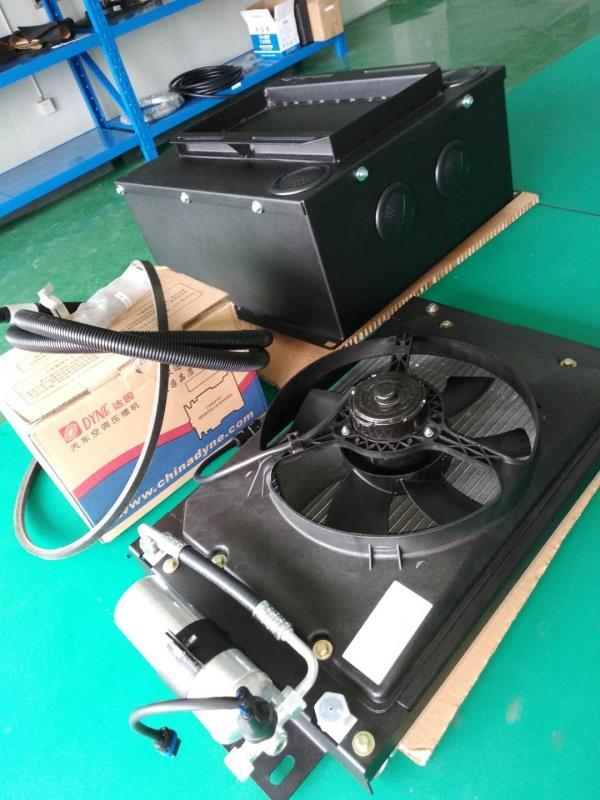 装载机空调 10
