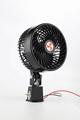 6 inch portable car cooling fan 12v 24v mini car fan with clip 3