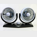 5 inch twin car fan fragrance light