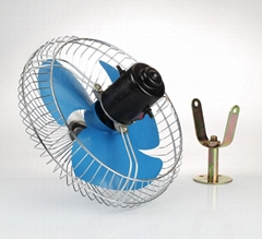 10 inch  high power heavy-duty motor car fan promotional 12v 24v