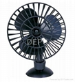 DC 12V fixed car fan 4inch