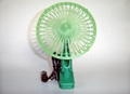 Mini Clip-on Car Fan 4