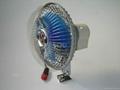 """6""""   mini oscillating fan"""