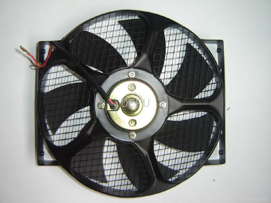 10寸通用型冷却风扇 1