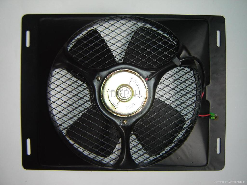 Auto Condenser Fan