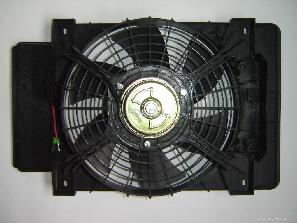 Main Components Of A Fan : Auto cooling fan ln tagud china manufacturer