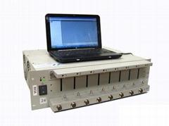 18650聚合物數碼電池化成分容檢測系統電池容量測試儀