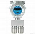 SENSITRON原裝進口可燃氣體和硫化氫等有毒氣體探測器 3