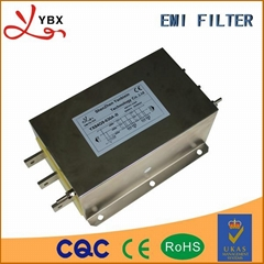 Inverter dedicated power supply filter