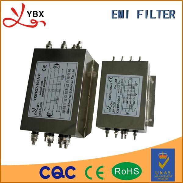 变频器专用电源滤波器 4