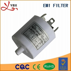 Household appliances dedicated filter