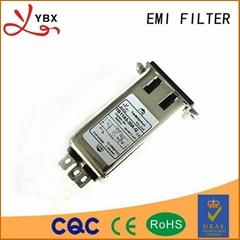 IEC插座型电源滤波器