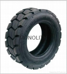 Skid Steer (Rim Guard) Tubeless Tire (TCSKS-3)