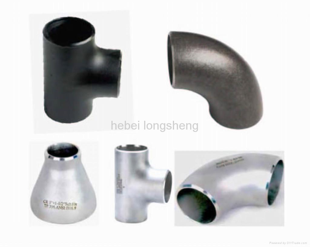 Butt weld pipe fittings china trading company other