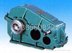 ZQ650大速比齿轮减速机