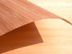 炭化側壓竹皮