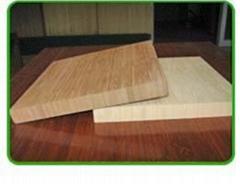 炭化側壓竹板