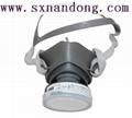 Half-face gas mask(NDSR3003)