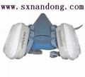Half-face gas mask(NDSR3002)