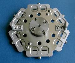 MPO/MTP/PC ferrule polish jig