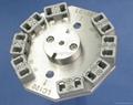 LC/PC connector polish jig