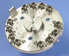 ST/PC connector polish jig