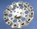 LC/APC connector polish jig 1