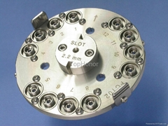 FC/PC connector polish jig