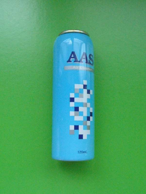 40mm Aerosol can