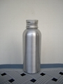 Aluminum Bottle with Aluminum Cap