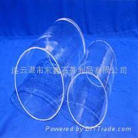 big inch quartz glass tube