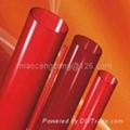 Dark Red quartz glass tubes for infrared heaters 3