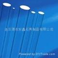 optical quartz glass rod