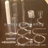 futher frocessing  quartz tube