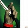 专业美国红十字304不锈钢手套